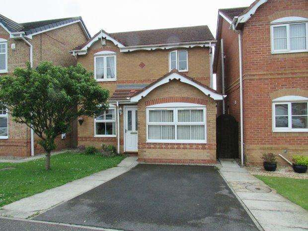 4 Bedrooms Detached House for sale in WHIN MEADOWS, VICTORIA GARDENS, HARTLEPOOL