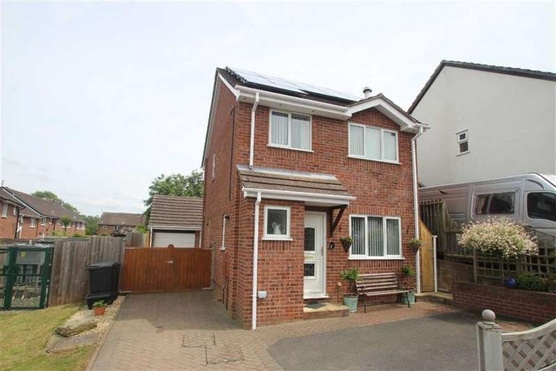 3 Bedrooms Detached House for rent in Beech Close, Ludlow