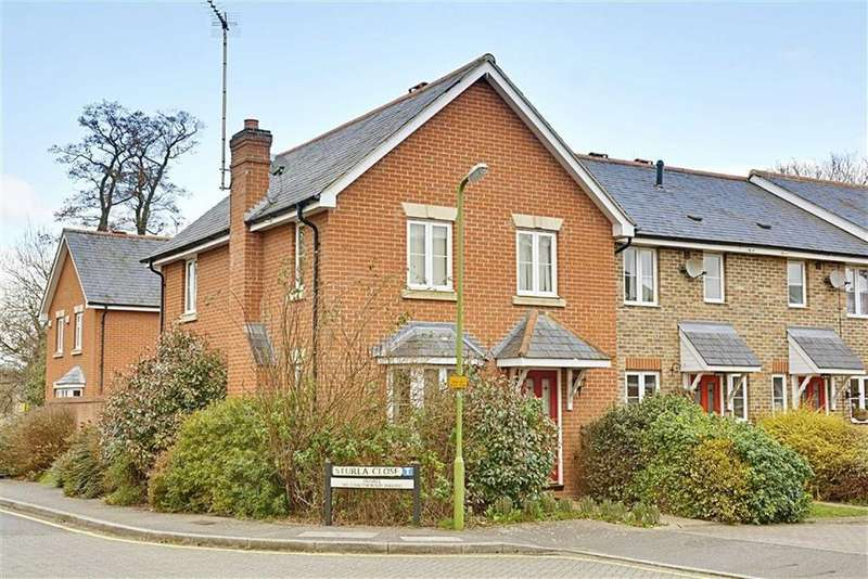 3 Bedrooms End Of Terrace House for sale in Sturla Close, Hertford, SG14