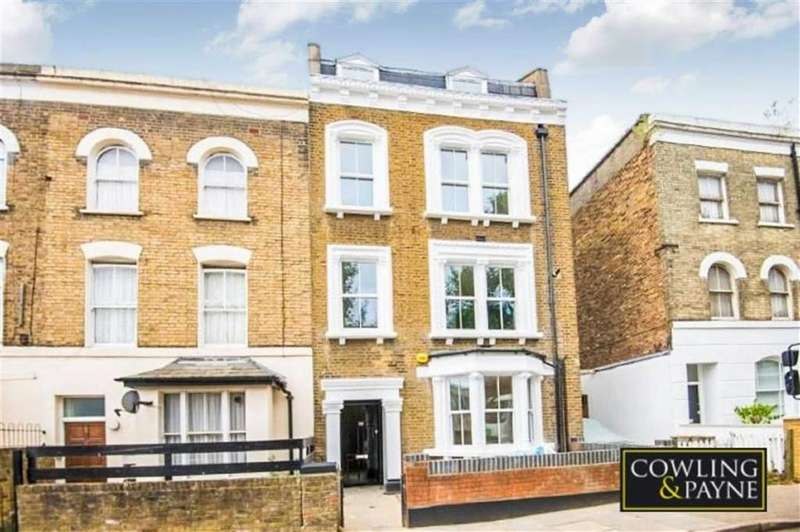 2 Bedrooms Apartment Flat for sale in Malkern Road, London, London