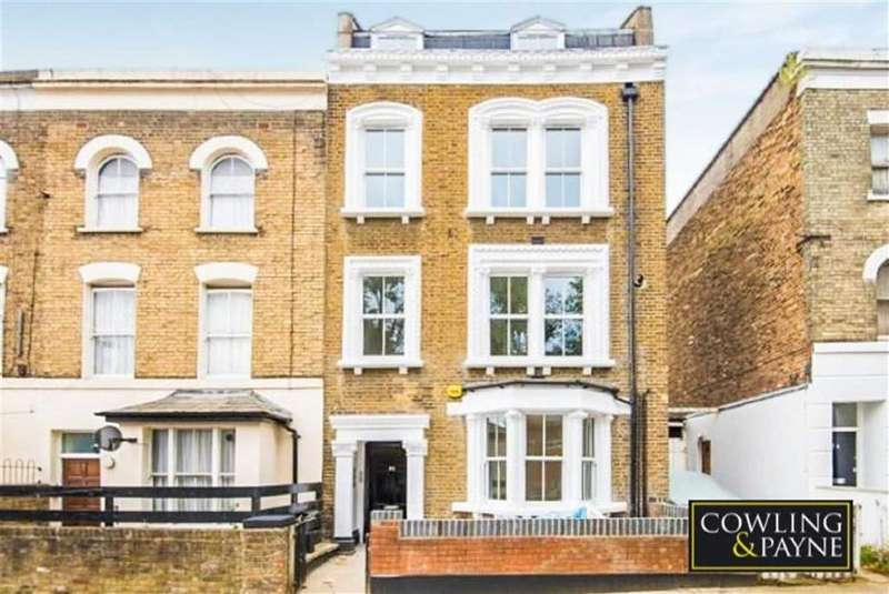 3 Bedrooms Apartment Flat for sale in Malkern Road, London, London