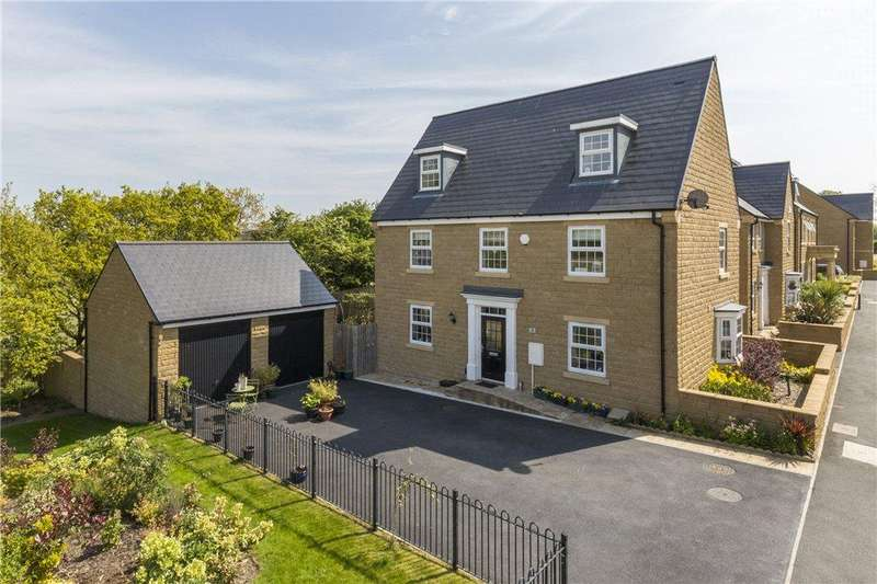 5 Bedrooms Detached House for sale in Oak View, Leeds, West Yorkshire