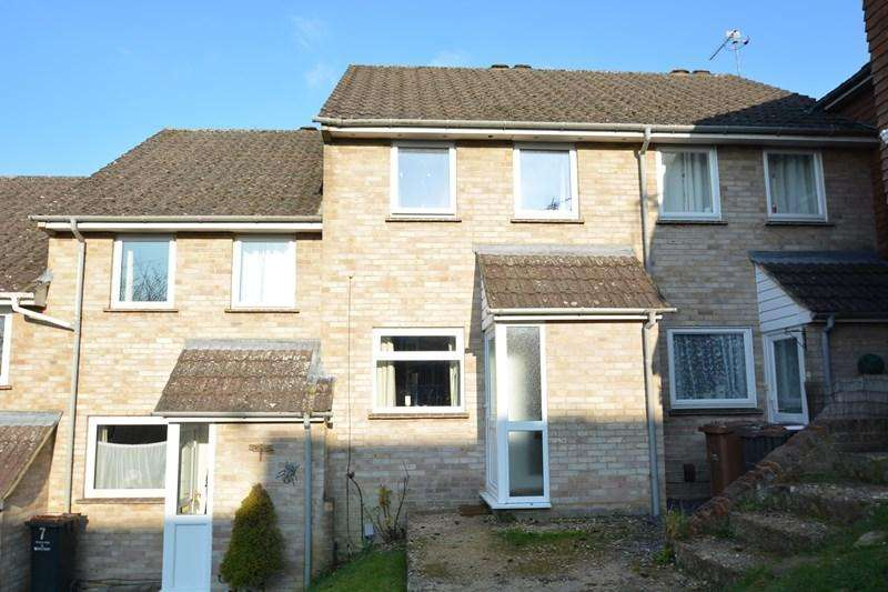 2 Bedrooms Terraced House for sale in Herons Rise, Andover