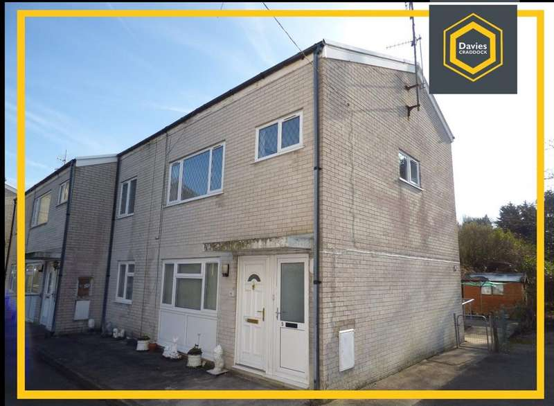 2 Bedrooms Flat for sale in Stradey Court, Llanelli, Carmarthenshire, SA15