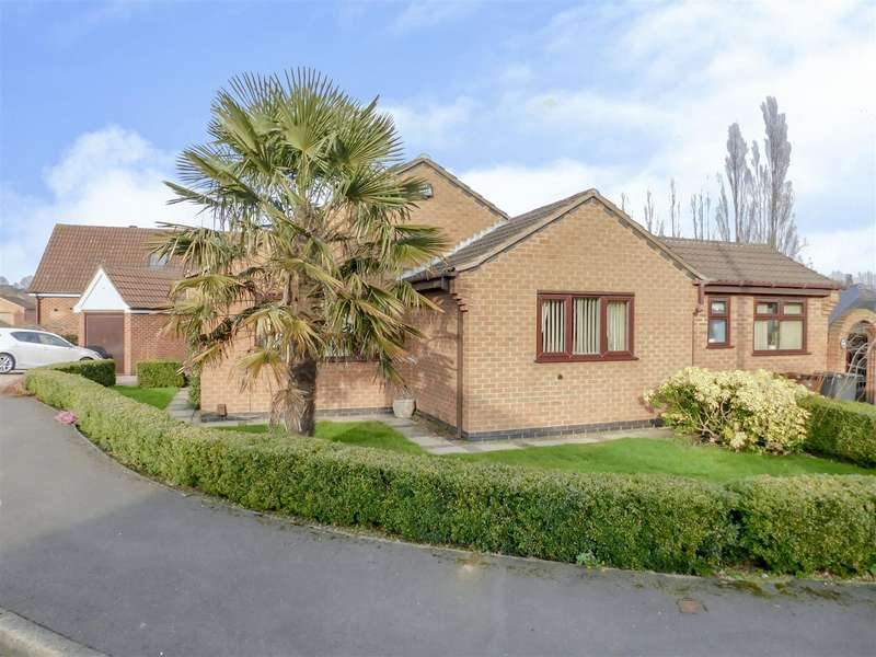 2 Bedrooms Detached Bungalow for sale in Springfield Avenue, Sandiacre