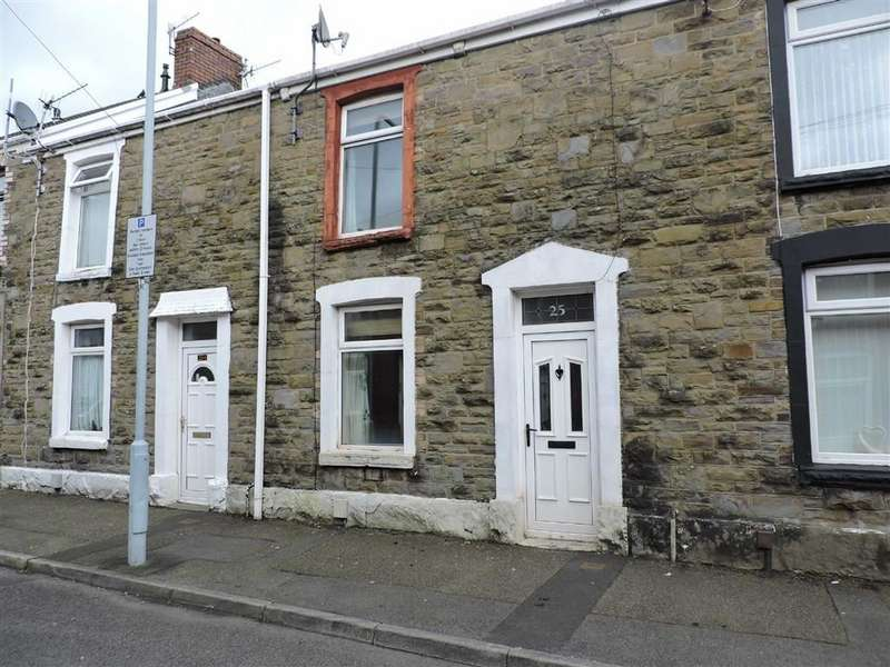 2 Bedrooms Terraced House for sale in Green Street, Morriston