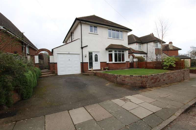 3 Bedrooms Detached House for sale in Hollow Lane, Exeter