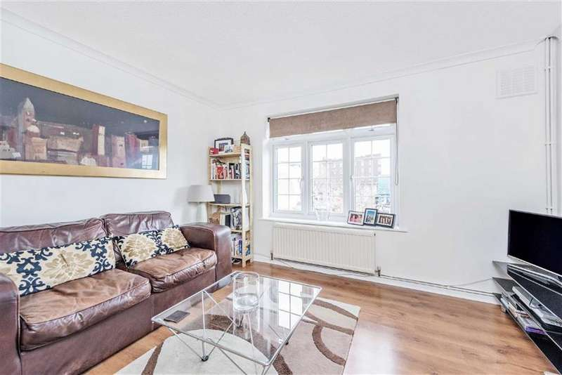 1 Bedroom Flat for sale in Ashdown Way, Balham