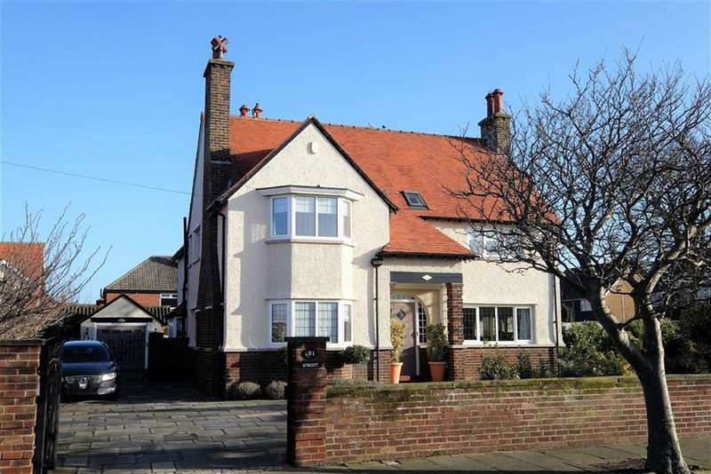5 Bedrooms Detached House for sale in Newbury Road, St Annes