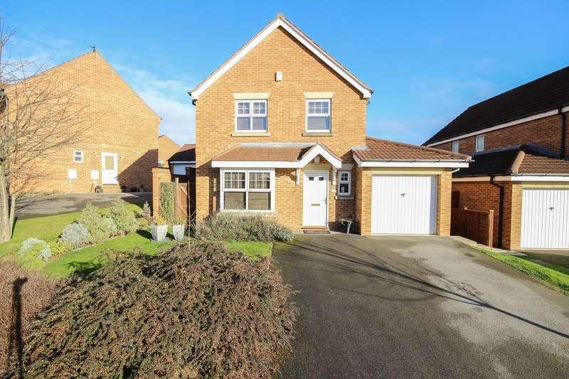 4 Bedrooms Detached House for sale in Trent Bridge Way, Wakefield, West Yorkshire, WF1