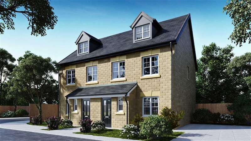 4 Bedrooms Semi Detached House for sale in Sycamore Avenue, Burnley, Lancashire