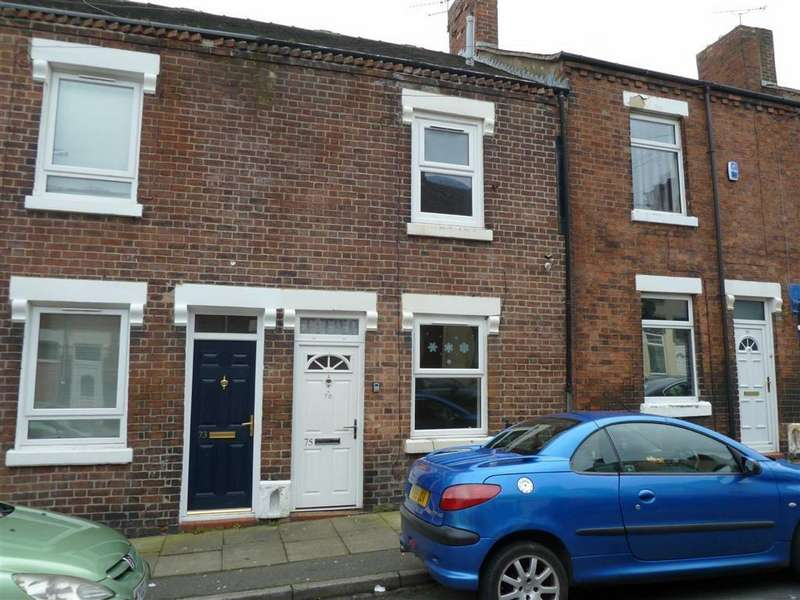 2 Bedrooms Terraced House for sale in Lowther Street, Hanley, Stoke-on-Trent