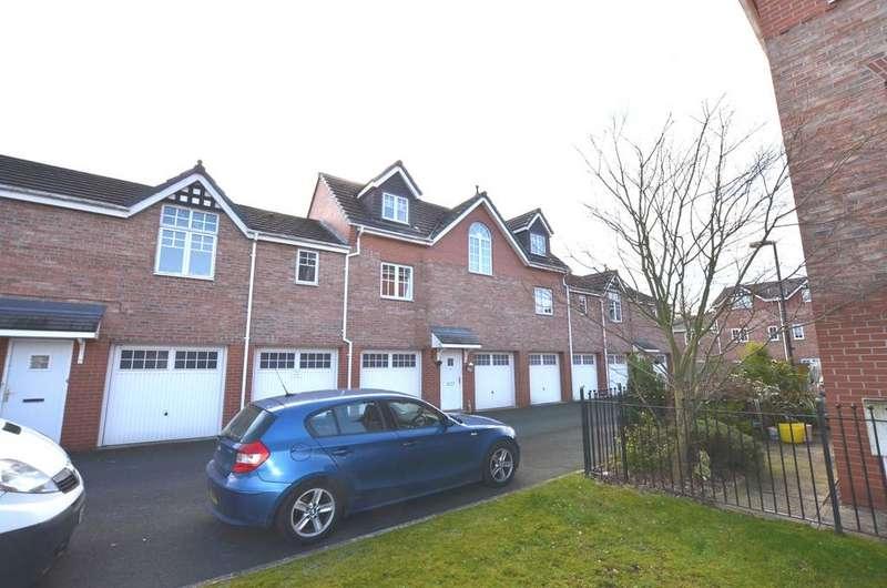 2 Bedrooms Duplex Flat for sale in Salco Square, Altrincham WA14