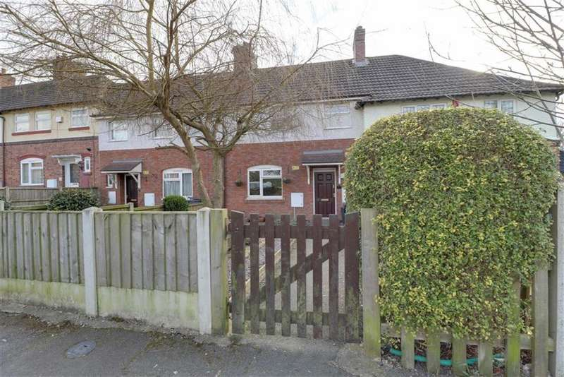 3 Bedrooms Town House for sale in Roberts Avenue, Cross Heath, Newcastle-under-Lyme