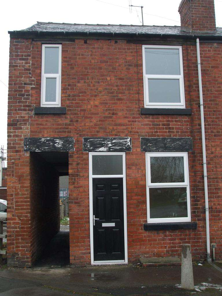 3 Bedrooms End Of Terrace House for rent in Frederick Street, Mexborough S64