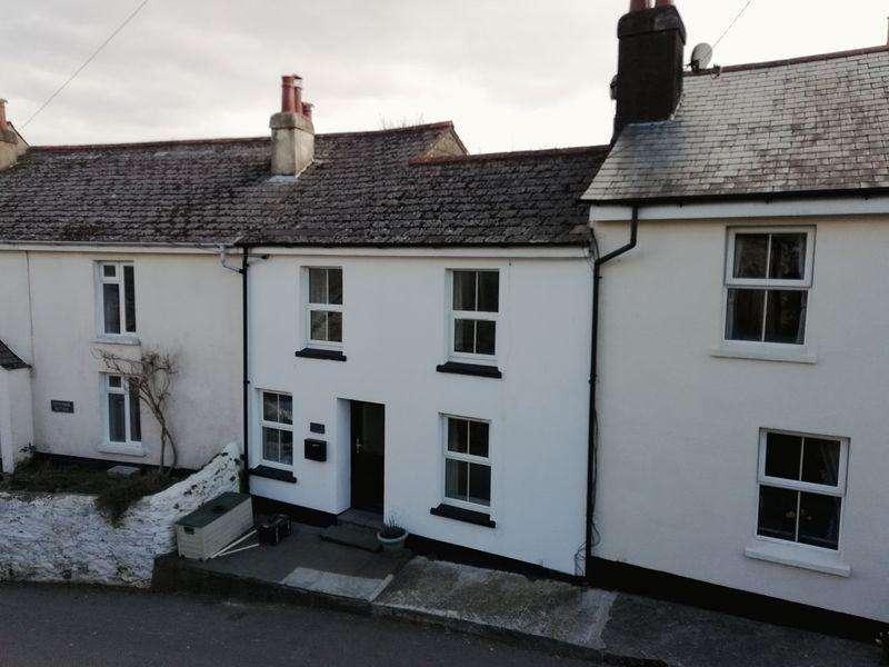 3 Bedrooms Terraced House for rent in Church Street, Landrake Near Saltash