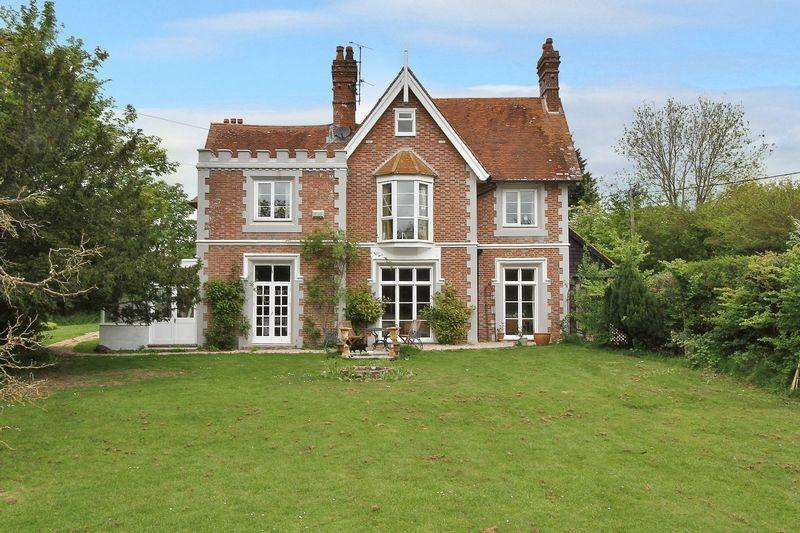 7 Bedrooms Detached House for sale in Coldharbour Road, Upper Dicker, East Sussex