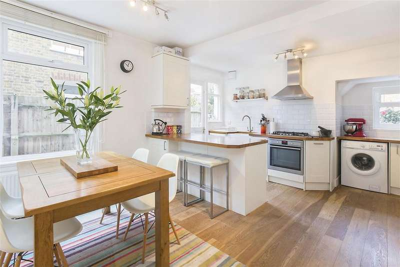 2 Bedrooms Flat for sale in Burnbury Road, Balham, SW12