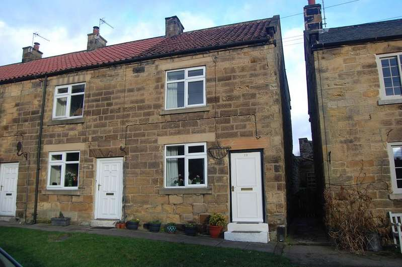 1 Bedroom Cottage House for sale in South End, Northallerton