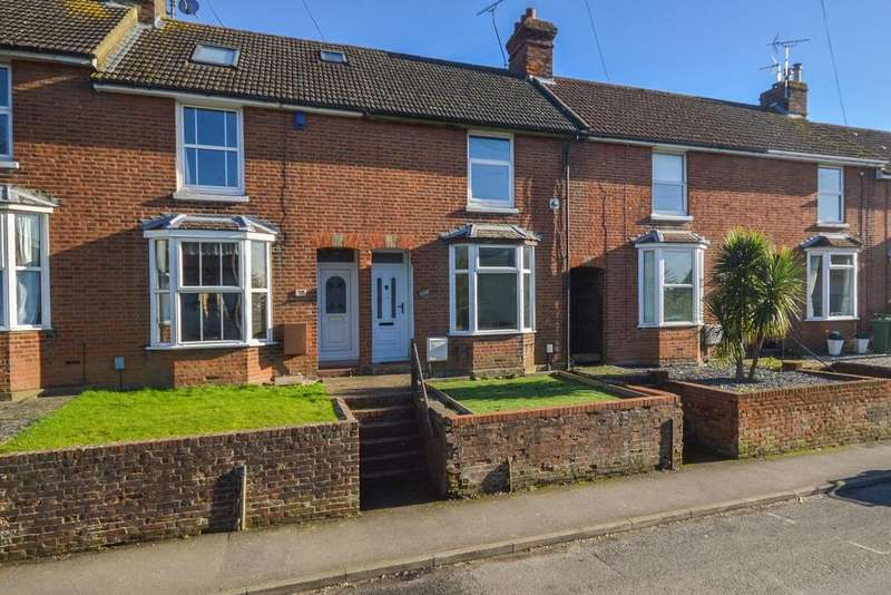 2 Bedrooms Terraced House for sale in Willesborough, TN24