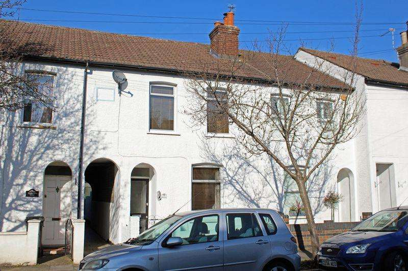 3 Bedrooms Terraced House for sale in Jarvis Road, South Croydon, Surrey