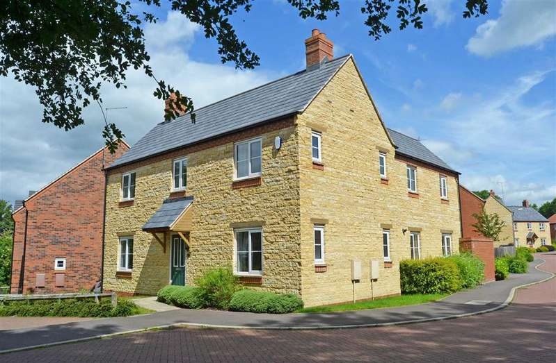 4 Bedrooms Detached House for sale in Lime Kiln Close, Silverstone