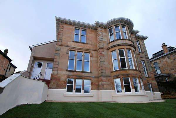 4 Bedrooms Flat for sale in 163B Nithsdale Road, Glasgow, G41 5QS