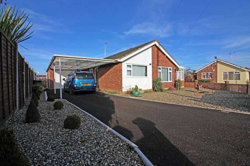 2 Bedrooms Detached Bungalow for sale in Williams Way, North Walsham