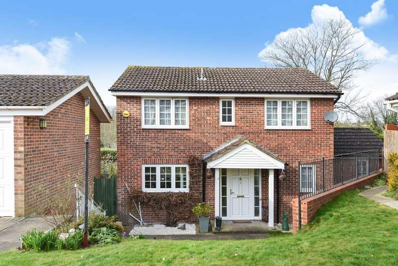 4 Bedrooms Detached House for sale in April Close Orpington BR6