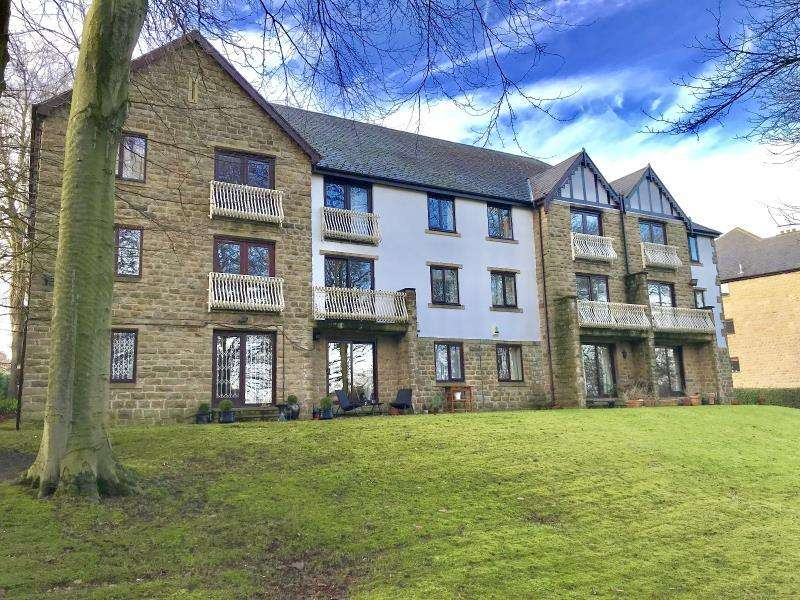 2 Bedrooms Apartment Flat for sale in OAKHAMPTON COURT, PARK AVENUE, ROUNDHAY, LS8 2JF