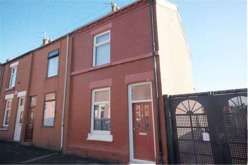 2 Bedrooms Terraced House for sale in Cleveland Street, Peasley Cross, St Helens, WA9