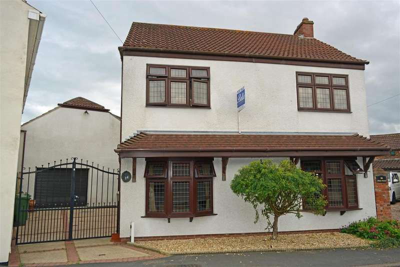 3 Bedrooms Detached House for sale in Main Street, Althorpe, Scunthorpe