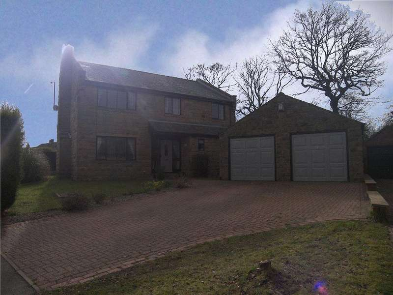 4 Bedrooms Detached House for sale in Rosslyn Grove, Ackworth, Pontefract, West Yorkshire
