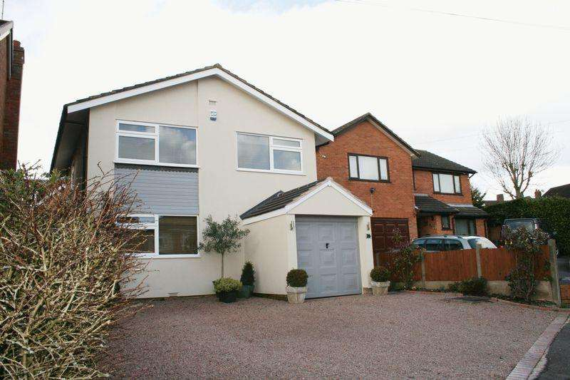 3 Bedrooms Detached House for sale in West Road, Bromsgrove
