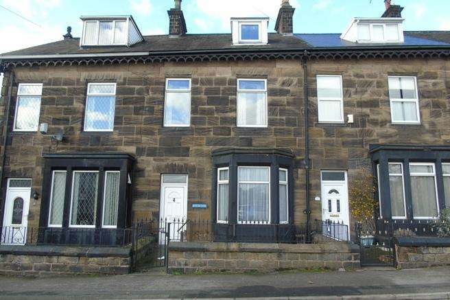 5 Bedrooms Terraced House for sale in 4 Grove Street, BARNSLEY, S71 1EX