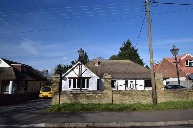 5 Bedrooms Detached Bungalow for sale in Chestnut Avenue, Chatham, ME5