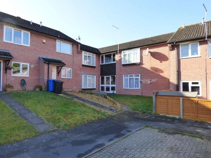Studio Flat for sale in Hooke Close, Canford Heath