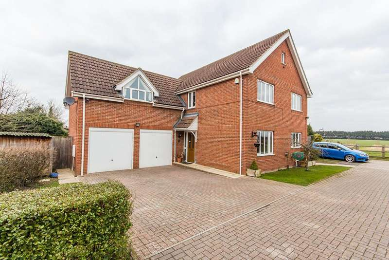 5 Bedrooms Detached House for sale in Fulbourn, Cambridge