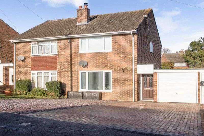 3 Bedrooms Property for sale in Cherry Waye, Dover