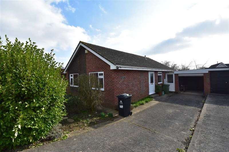 3 Bedrooms Bungalow for sale in Bigstone Grove, Tutshill, Chepstow