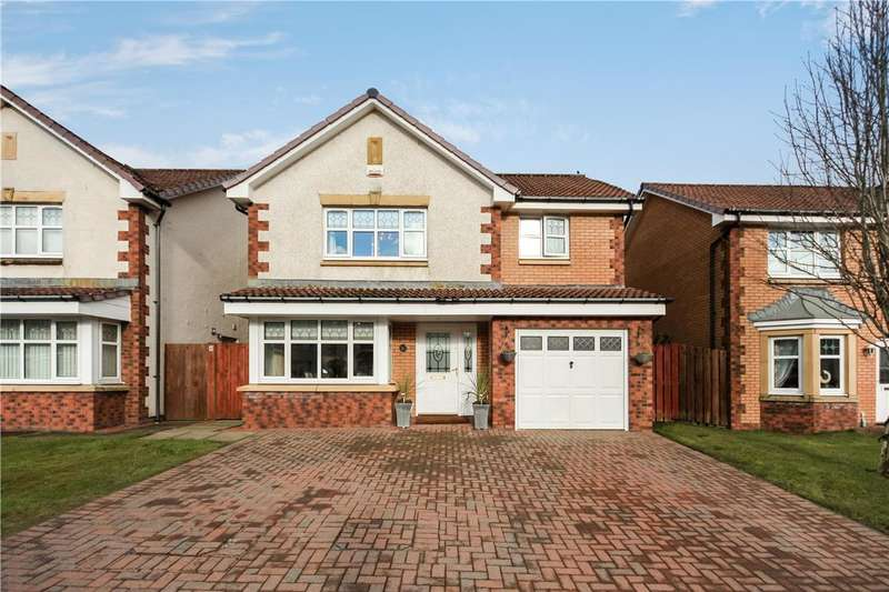 4 Bedrooms Detached House for sale in Rock Gardens, Stonehouse