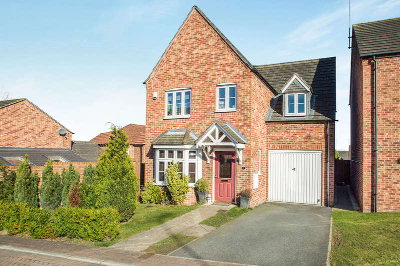 4 Bedrooms Detached House for rent in Earls Chase, Pontefract, WF8