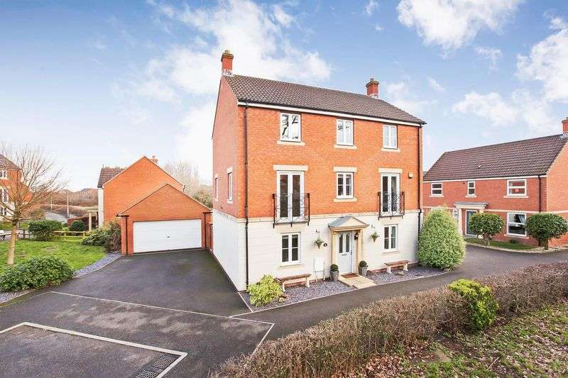 4 Bedrooms Property for sale in Old Oaks Close Wembdon, Bridgwater