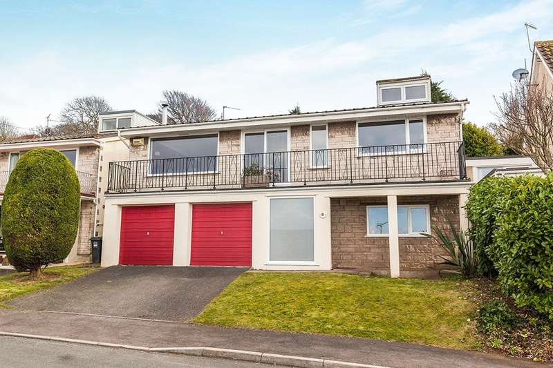 4 Bedrooms Detached House for sale in Halliwell Road, Portishead, Bristol, BS20