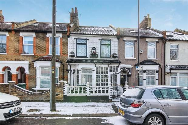 3 Bedrooms Terraced House for sale in Gloucester Road, Walthamstow, London