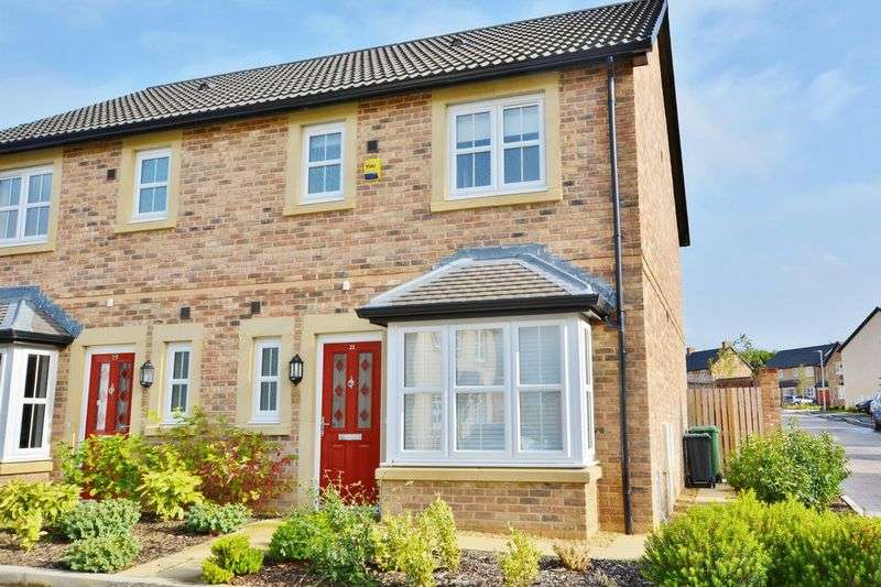 3 Bedrooms Property for sale in Oak Drive Stainburn, Workington