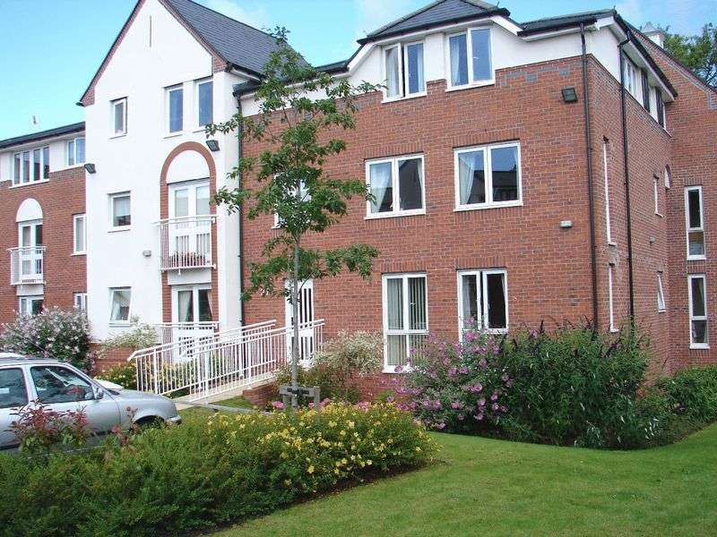 1 Bedroom Property for sale in Hazledine Court, Shrewsbury, SY3 7BS