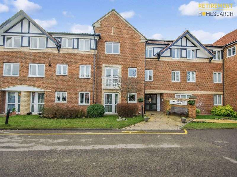 2 Bedrooms Property for sale in Marton Dale Court, Middlesbrough, TS7 8NU