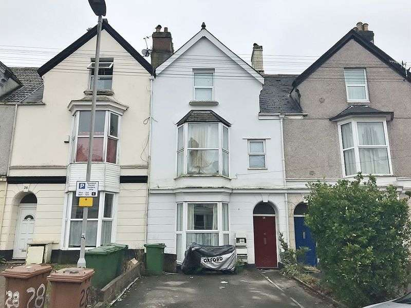 1 Bedroom Property for sale in Headland Park North Hill, Plymouth