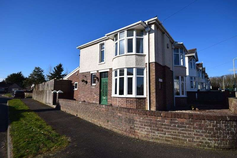 3 Bedrooms Property for sale in 18 Priory Avenue, Bridgend